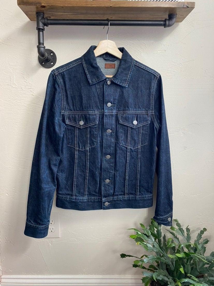 J.crew jean jacket