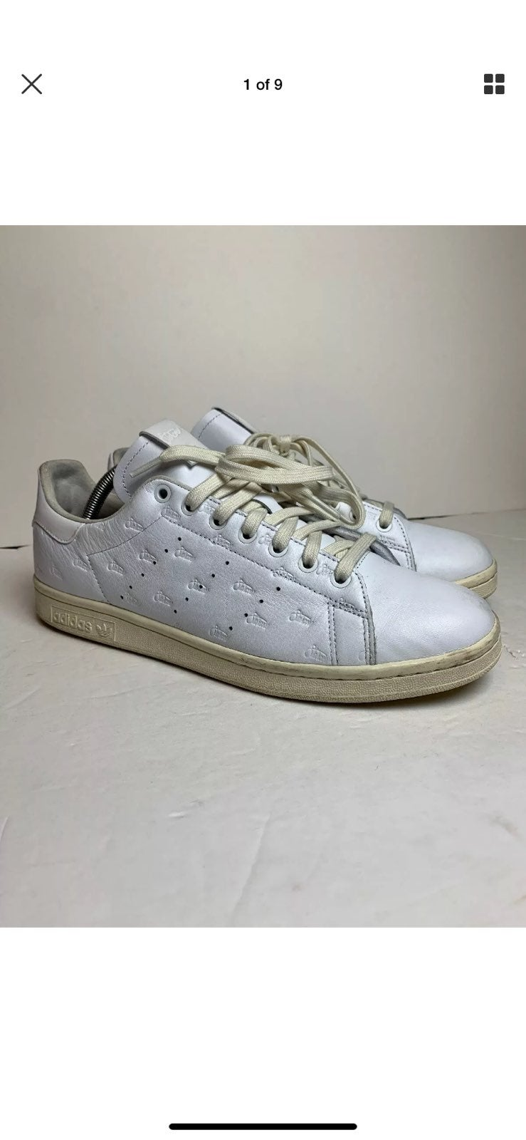 adidas stan smith X alife size 9