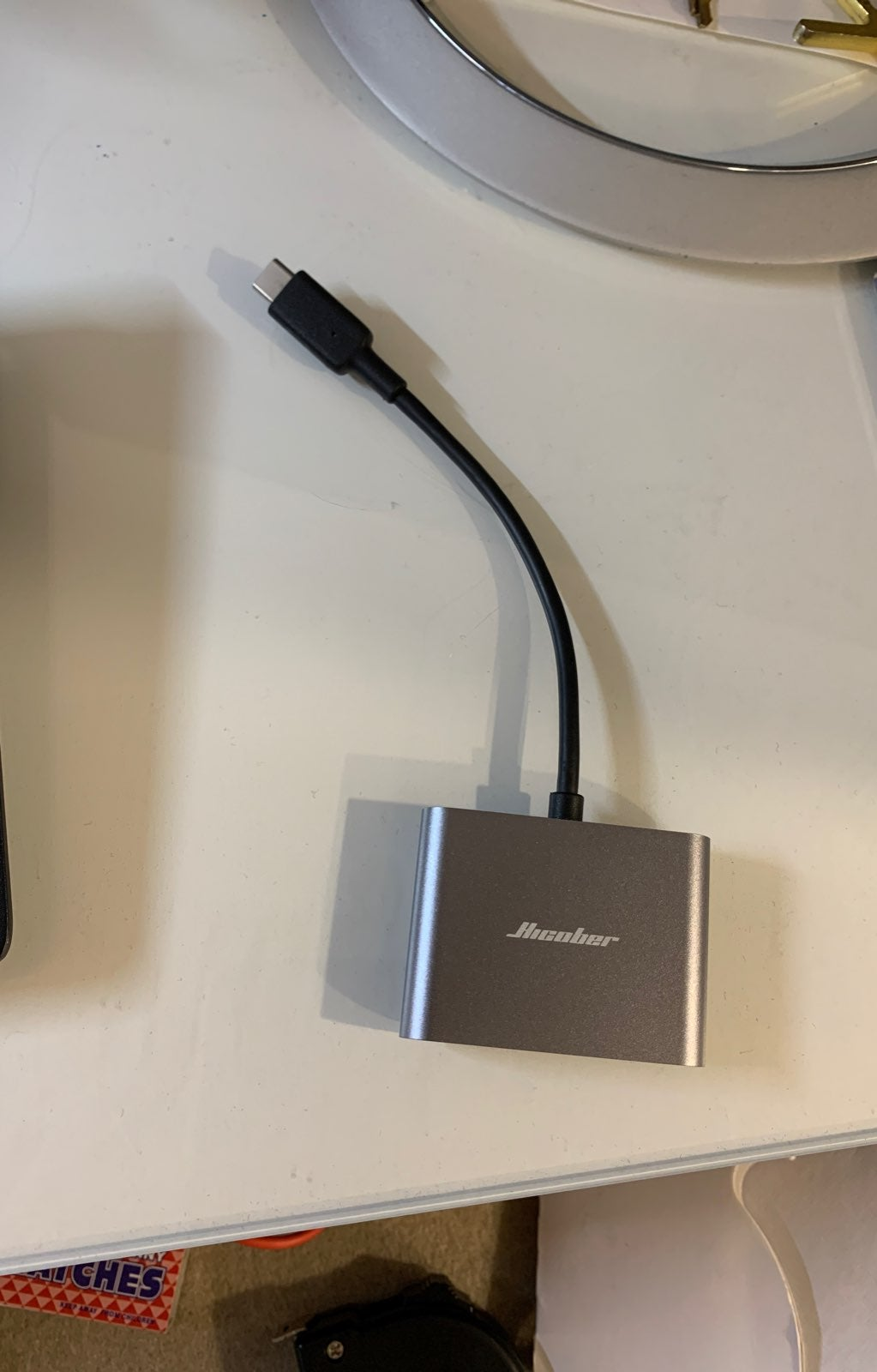 Higober USB-C to SD reader