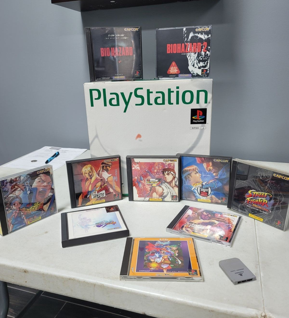 ps1 console Bundle