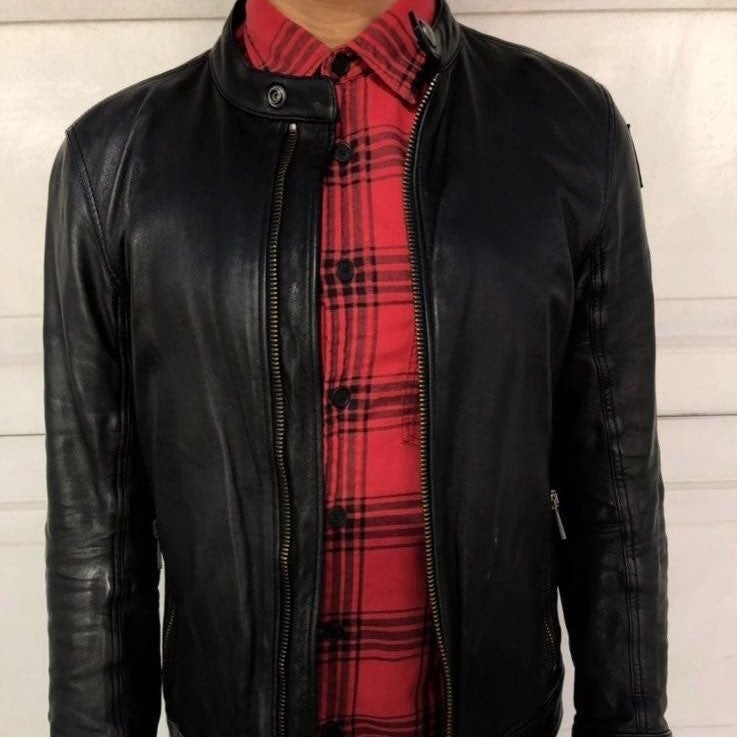Belstaff Leather Jacket
