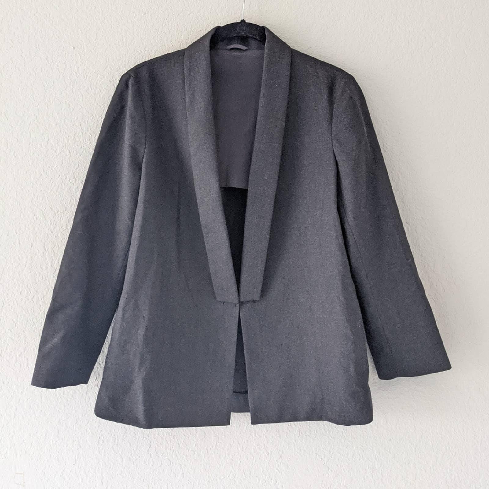 Brunello Cucinelli Virgin Wool blazer 40