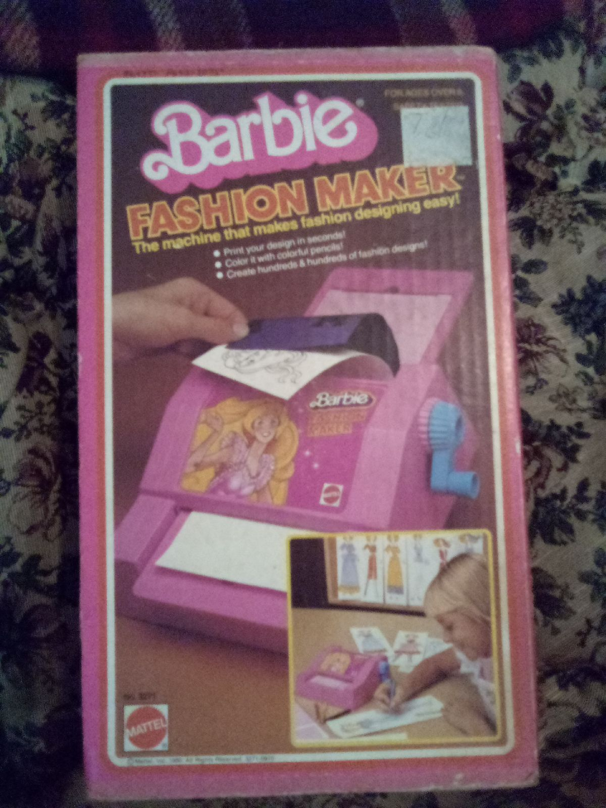 Barbie fashion Maker