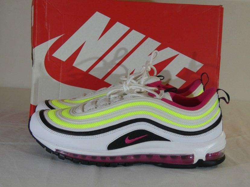 Nike air max 97 neon volt