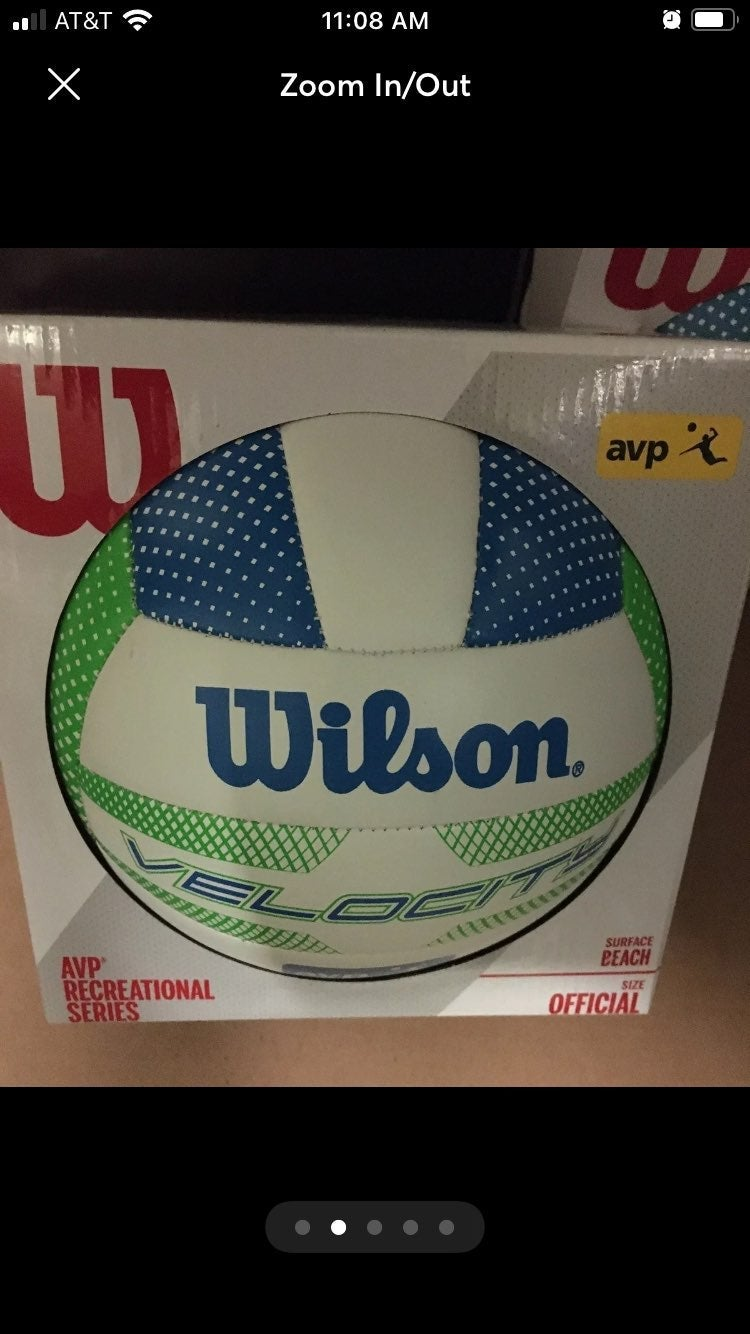 Wilson VELOCITY Volleyball