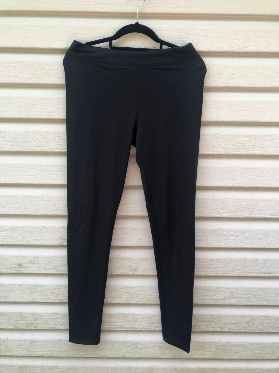 PINK VS Medium Black Fashion Leggings