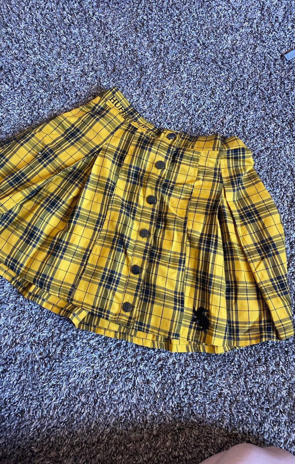 Hufflepuff skirt
