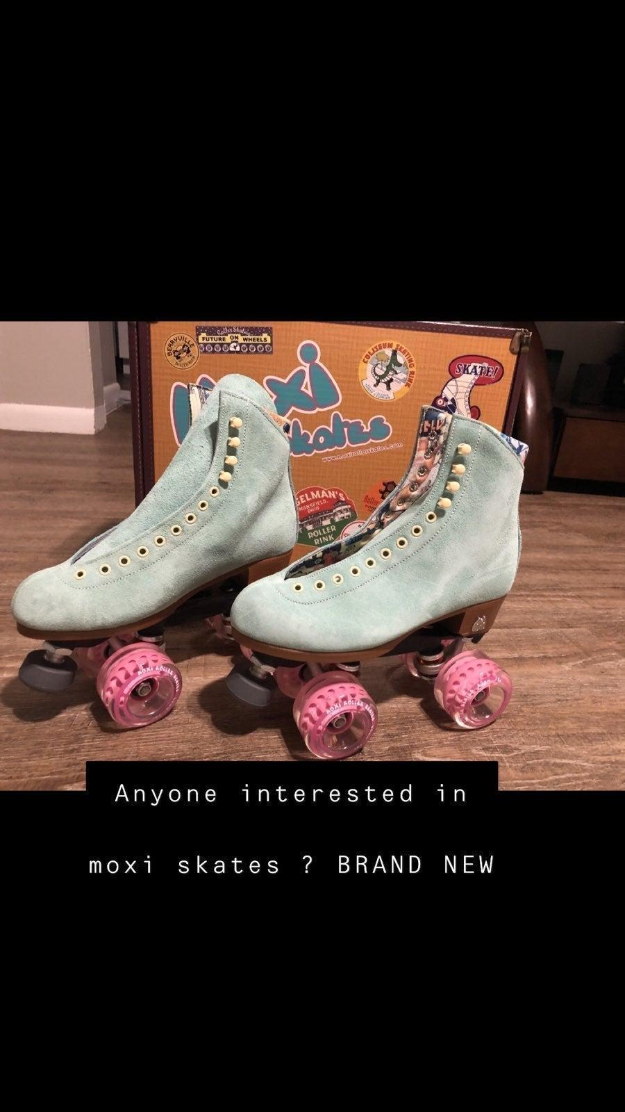 Lolly moxi skates size 6