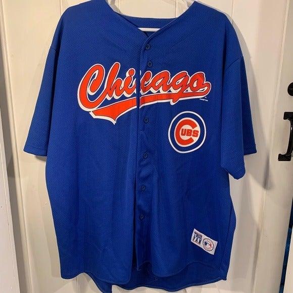 Vintage MLB Chicago Cubs Sosa Jersey sz