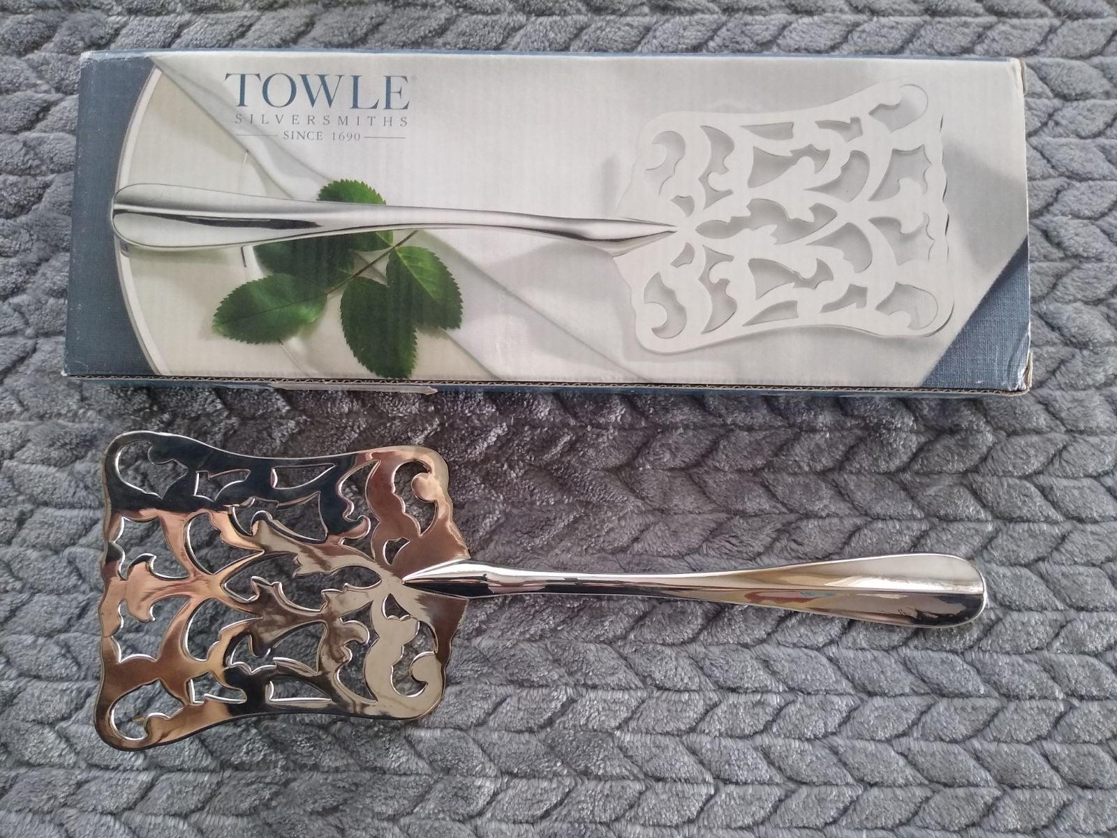 Towle Silver Server