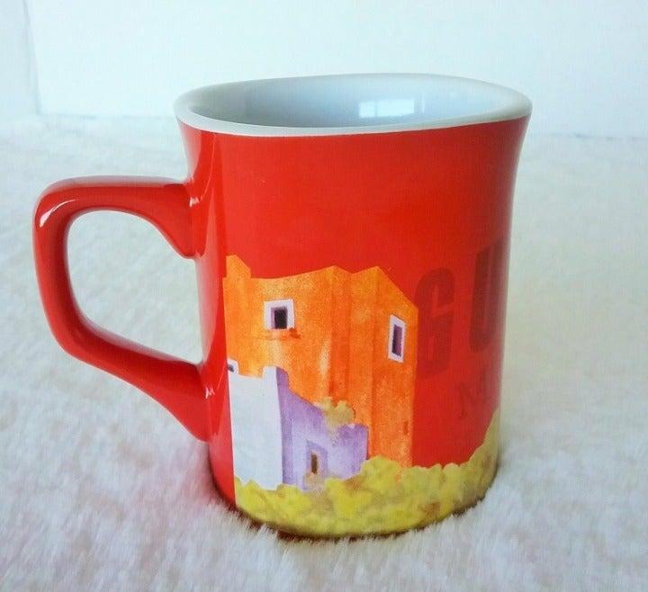 Nescafe Clasico Mexico Mug Coffee Cup