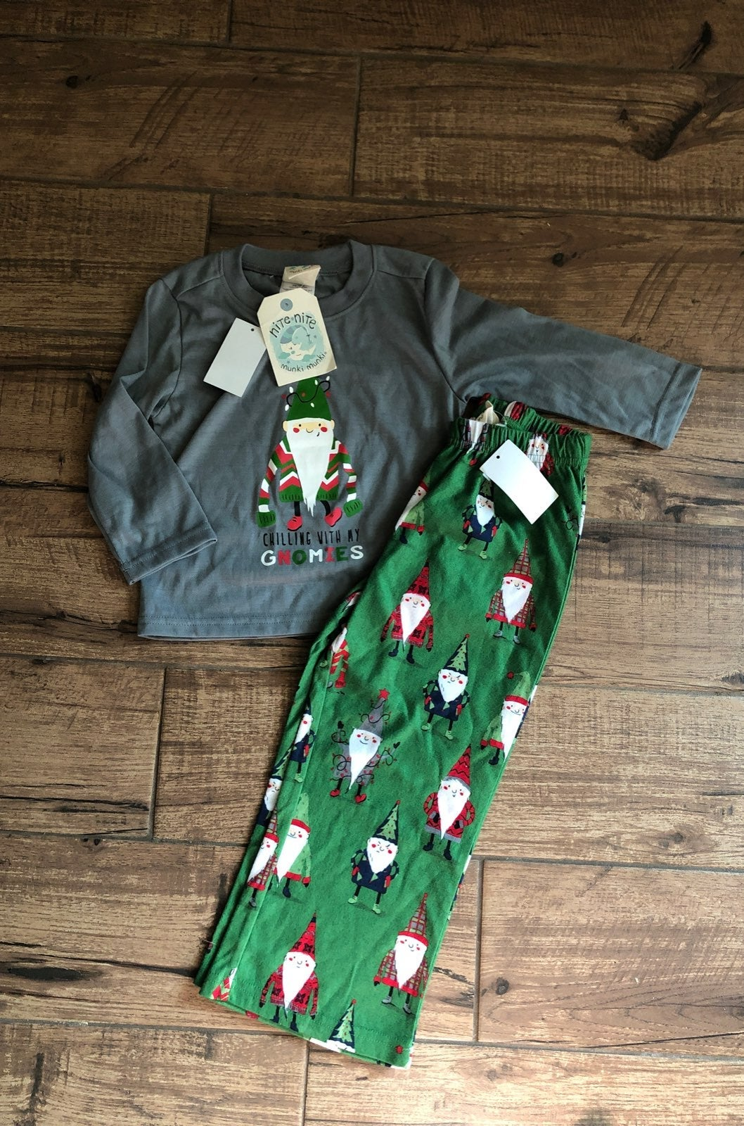 3T Christmas Pajamas NWT