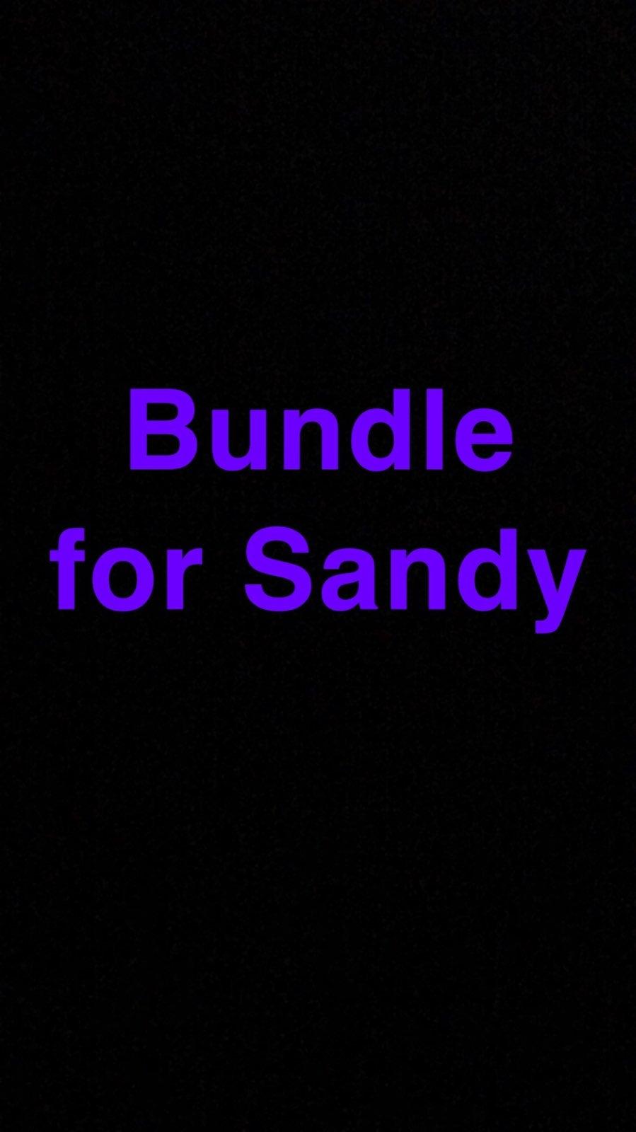 Bundle For Sandy