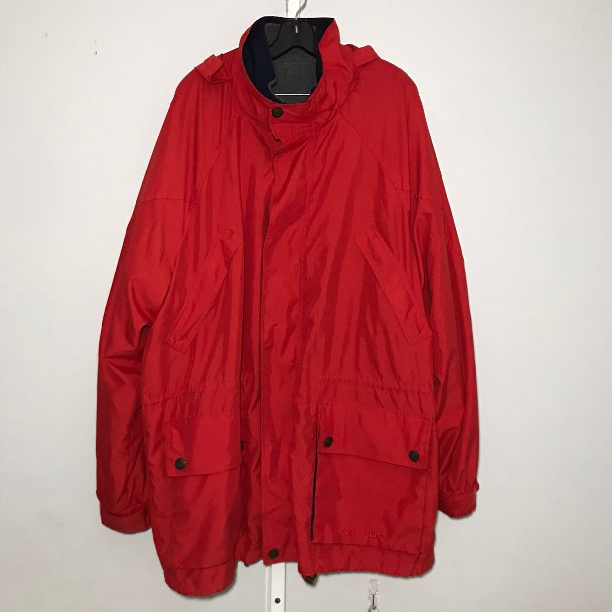 Speedo Men's Windbreaker Jacket Size XL