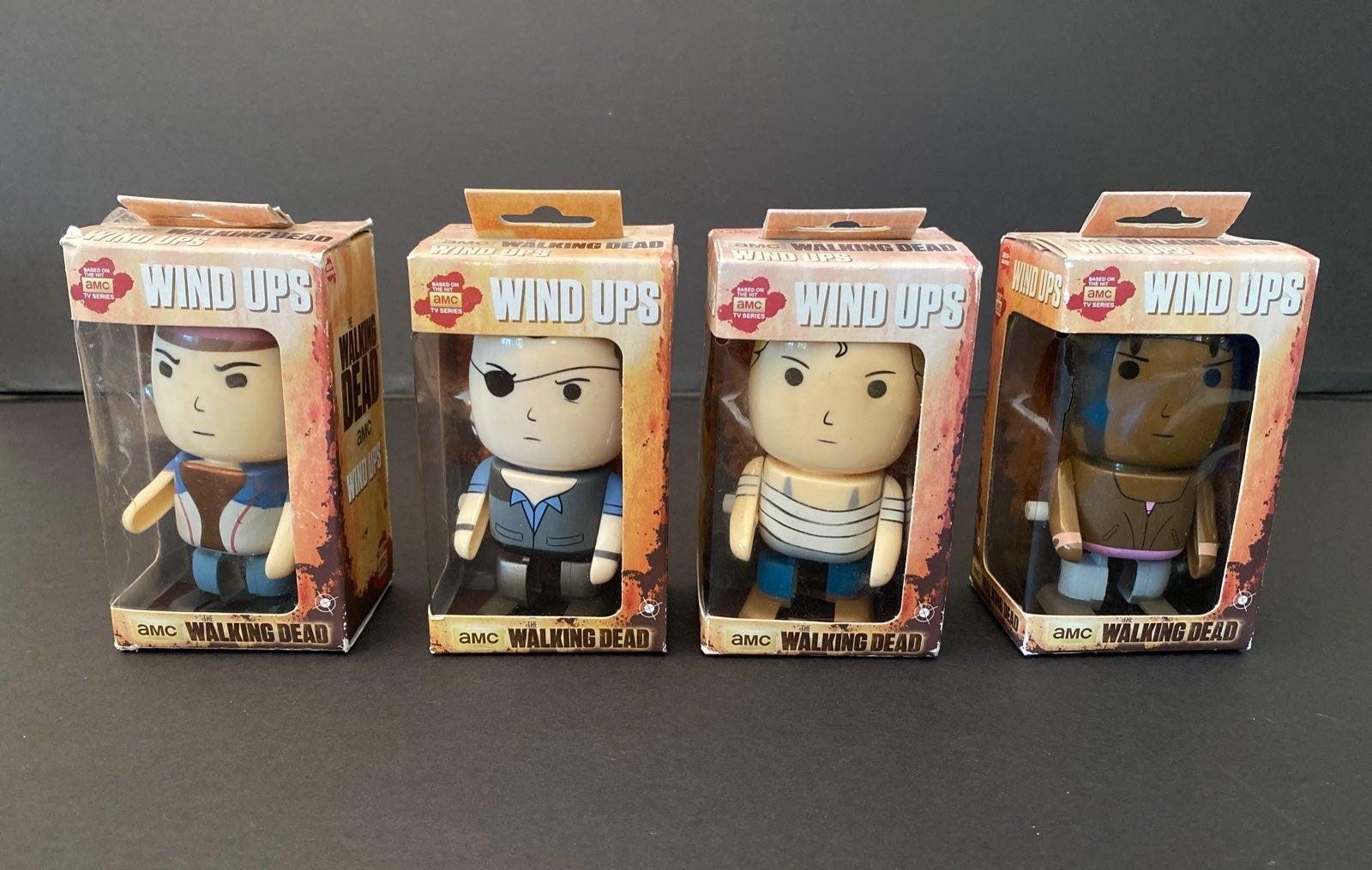 Walking Dead Wind Ups