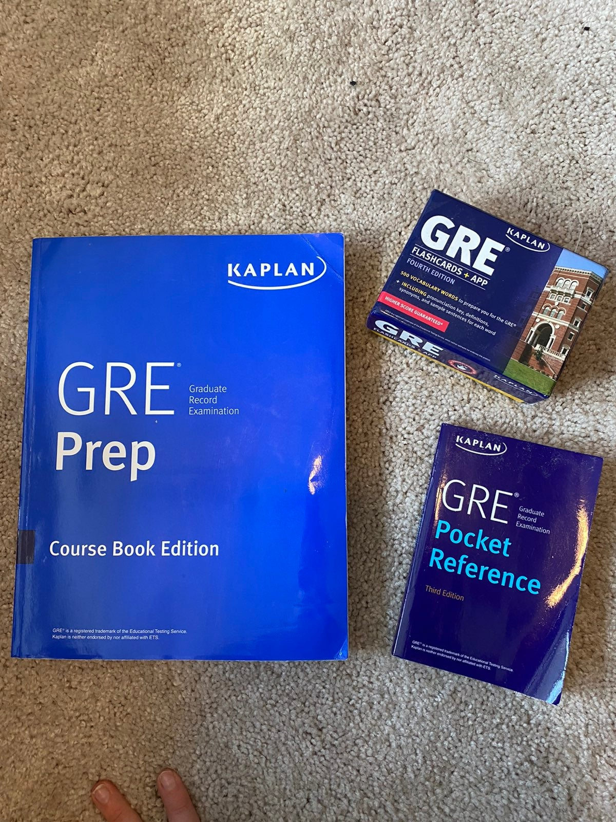 GRE Study Pack