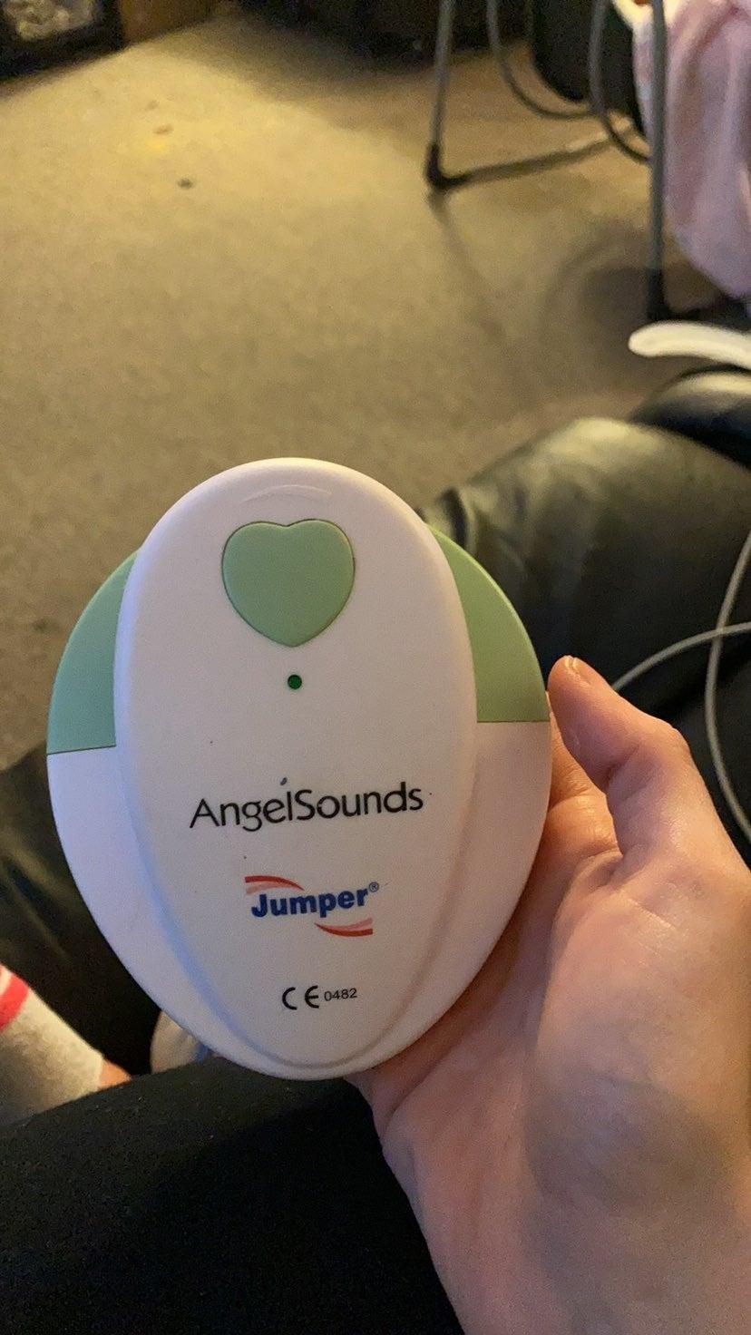 Angel Sounds Fetal Doppler