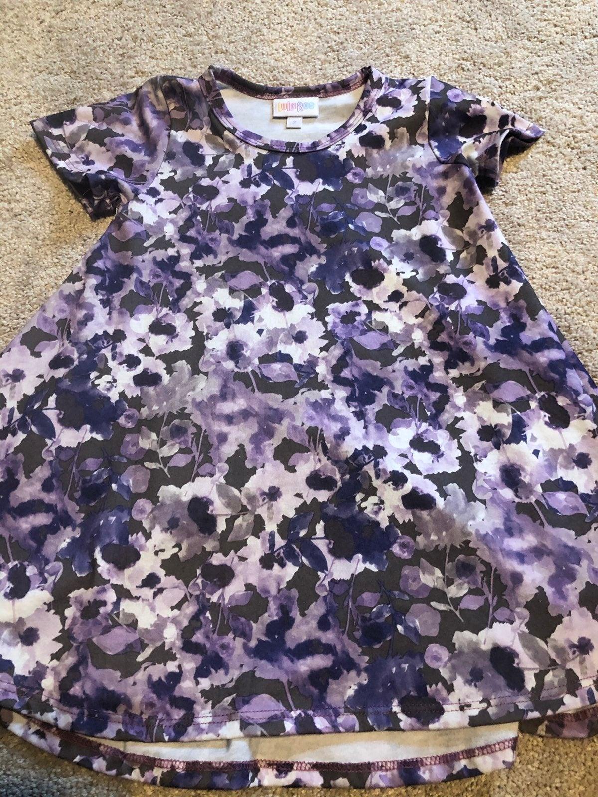 2T Lularoe Toddler Spin Dress