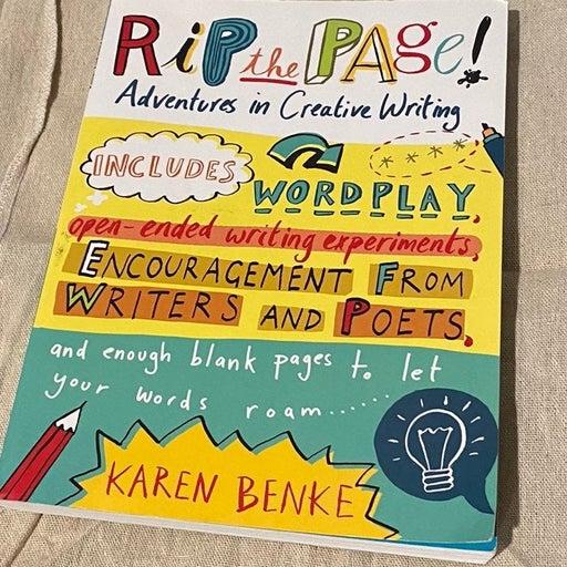 Creative Writing book for kids