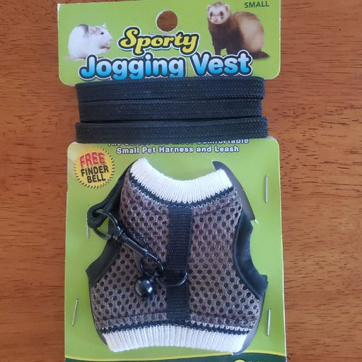 Tiny Pet Harness and Leash
