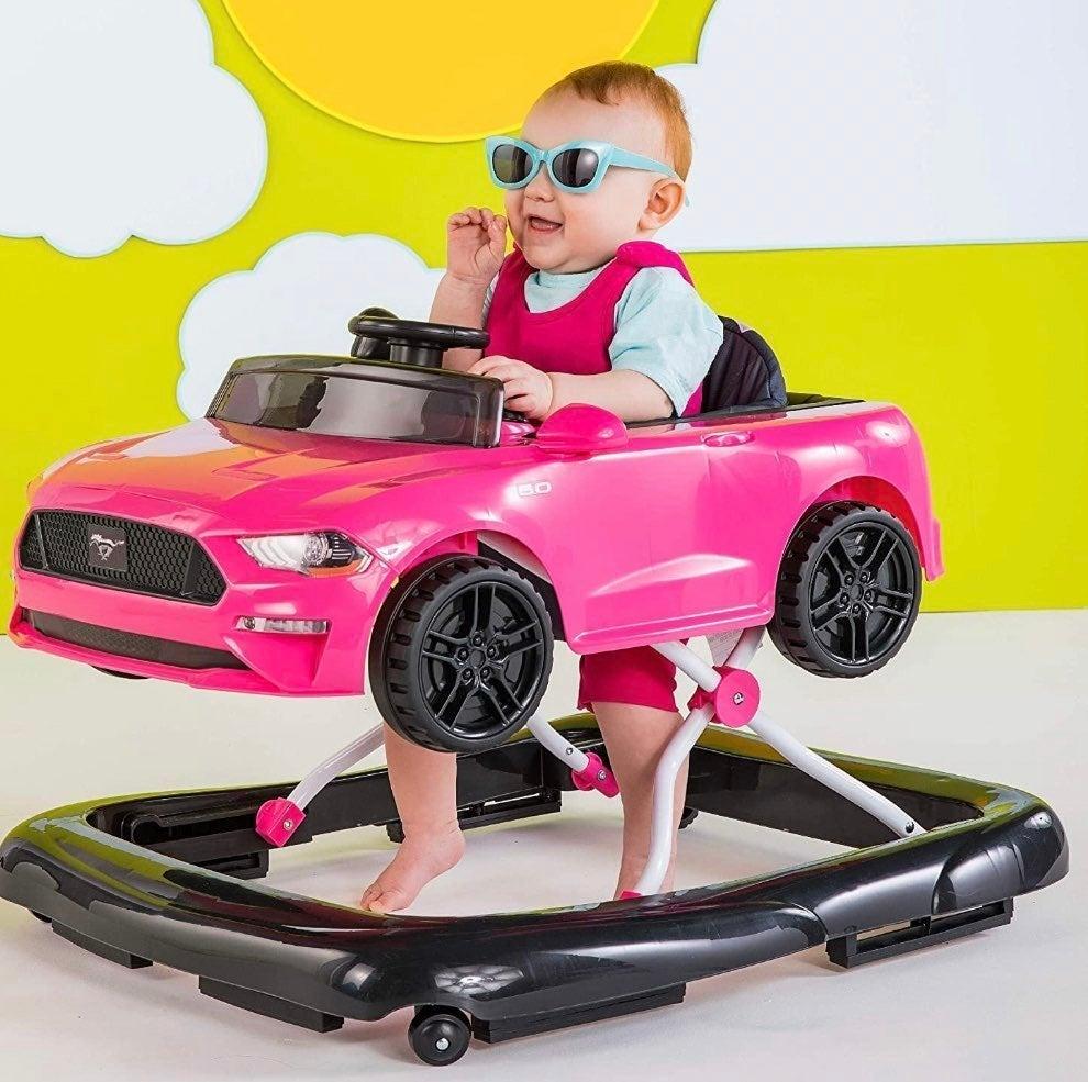 Bright Starts Ford Mustang Walker