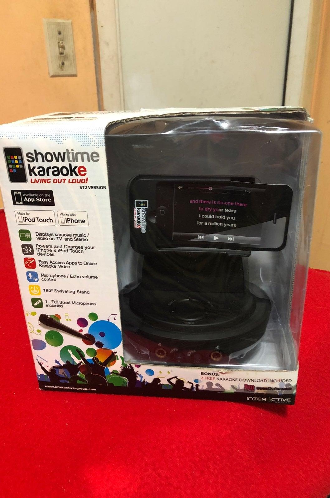 Showtime Karaoke