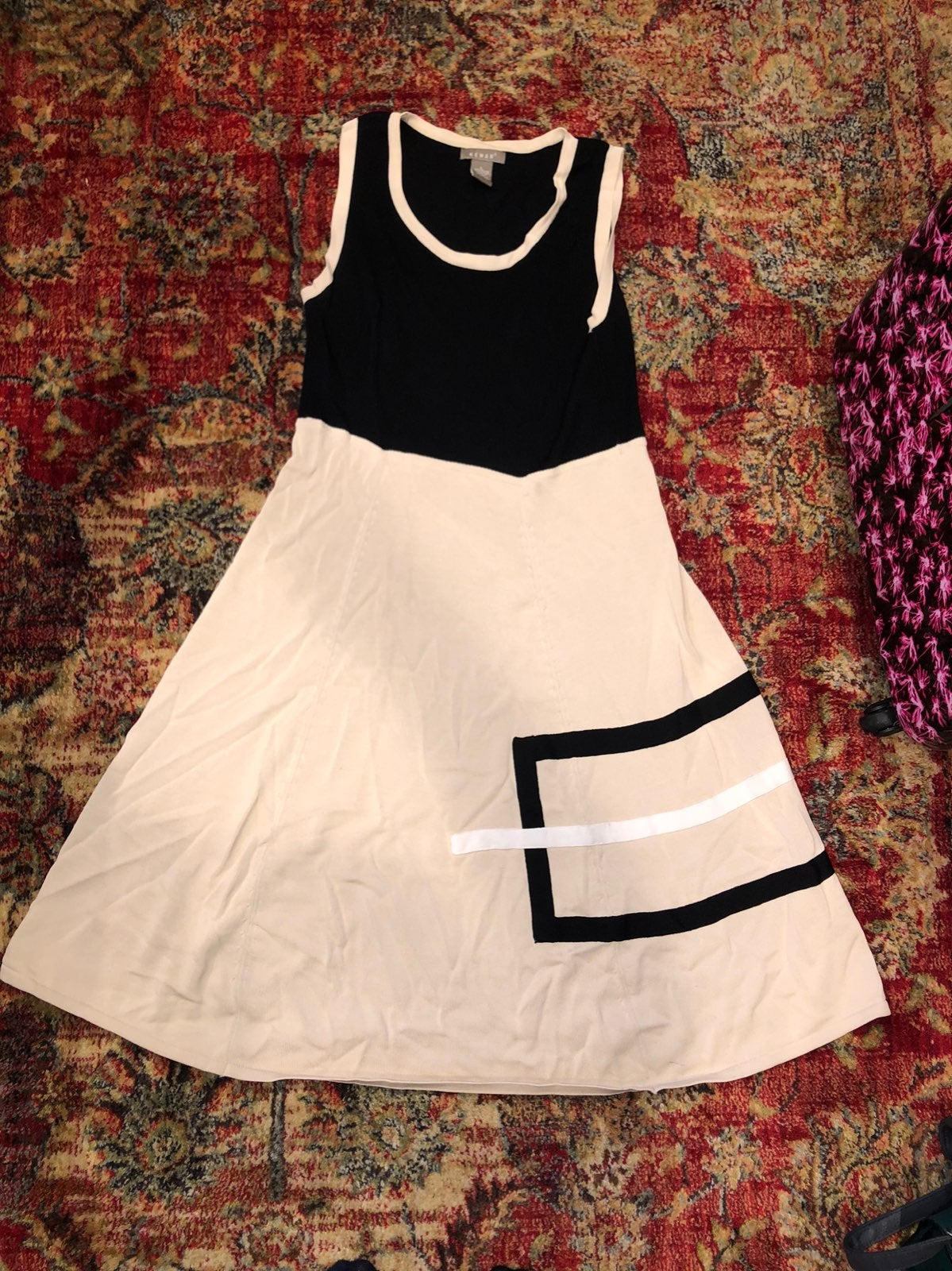 Kenar Dress