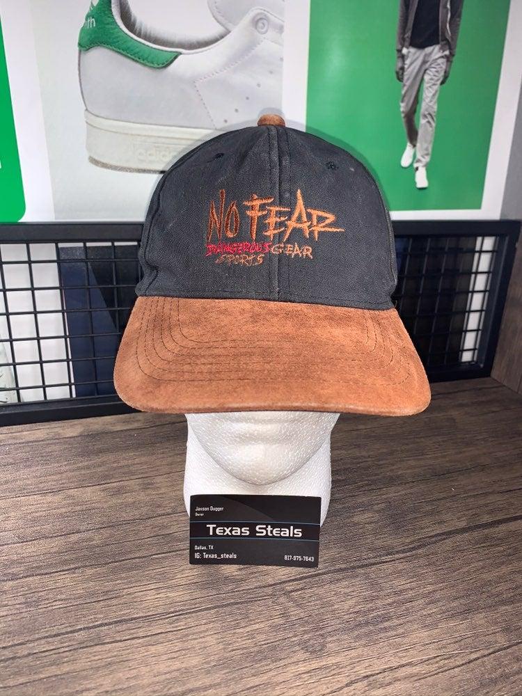 No Fear Dangerous Gear Hat