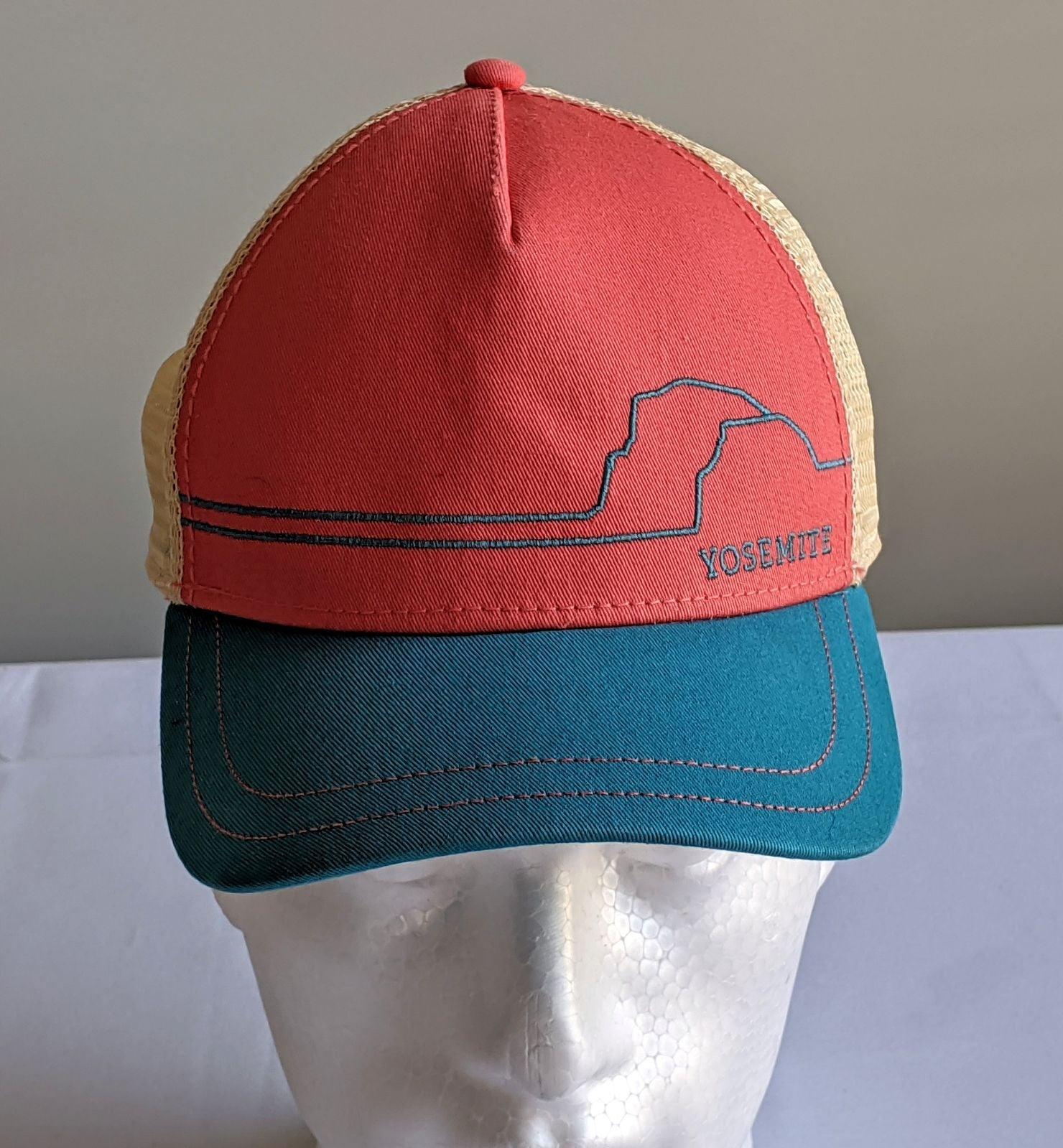 YOSEMITE National Park Meshback Hat