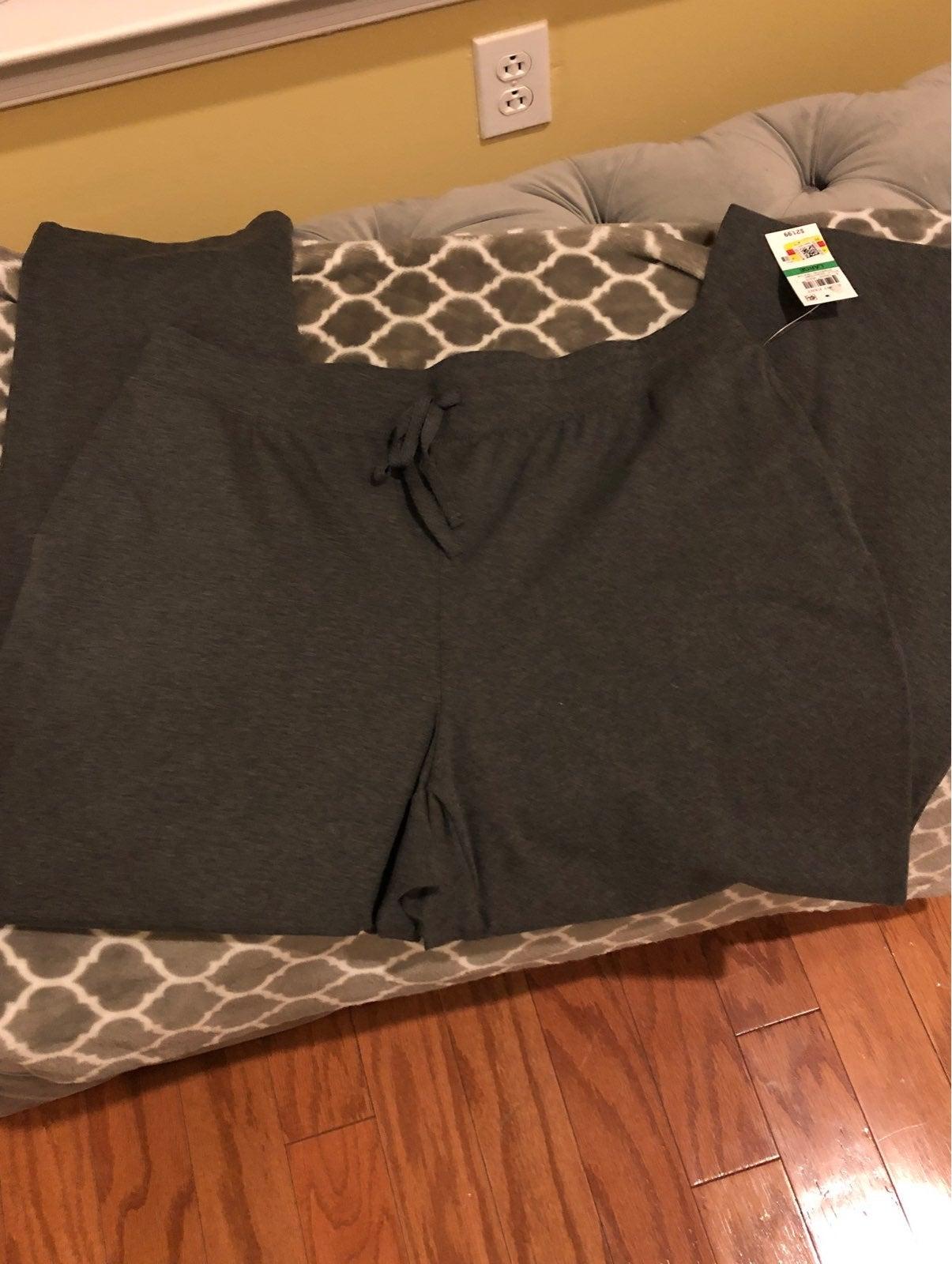 Sport pants size large