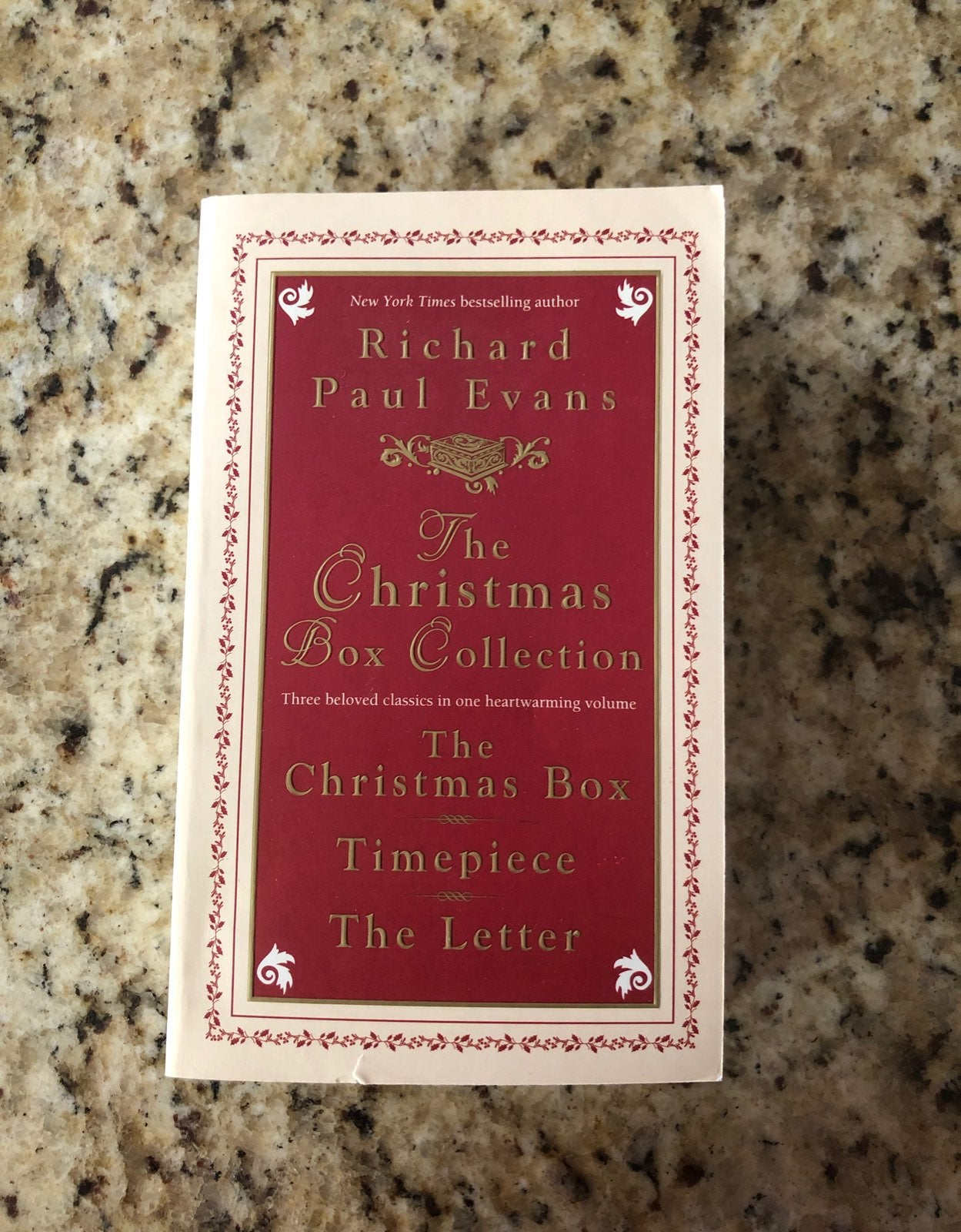 The Christmas Box Collection-paperback
