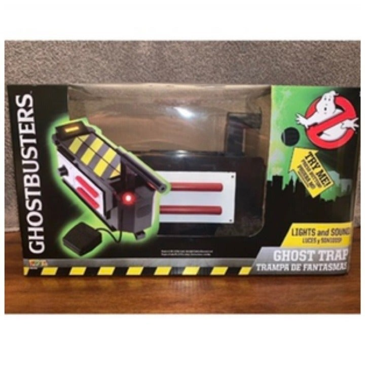 New!!! Ghostbusters Ghost Trap