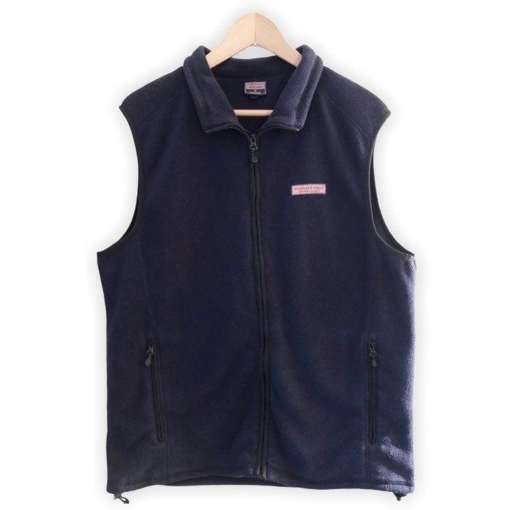 [Vineyard] Women's Fleece Vest