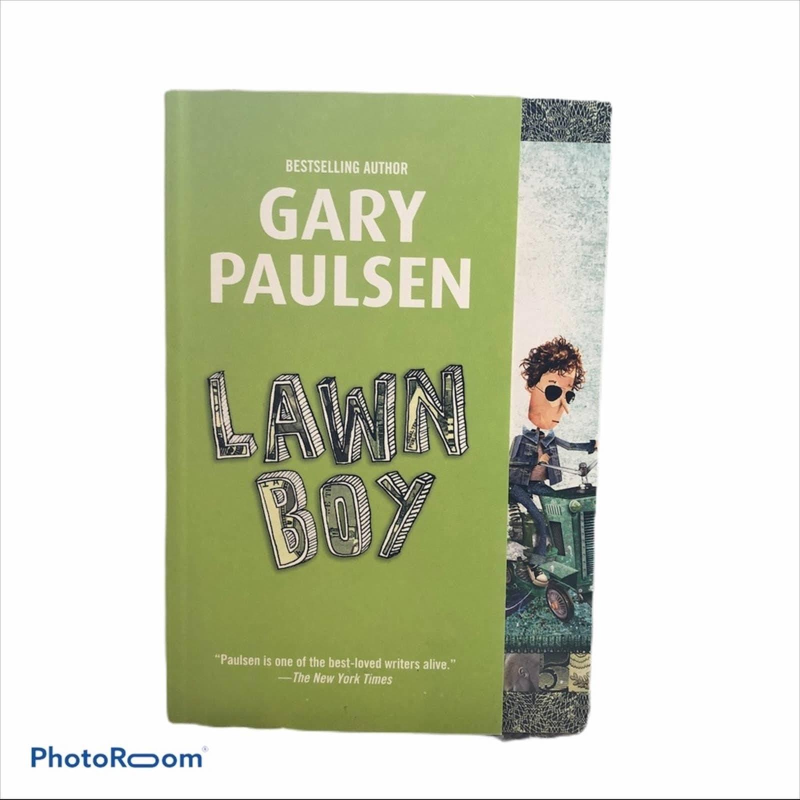 Lawn Boy paperback book