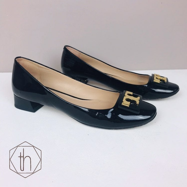 Tory Burch Gigi pumps 6 black