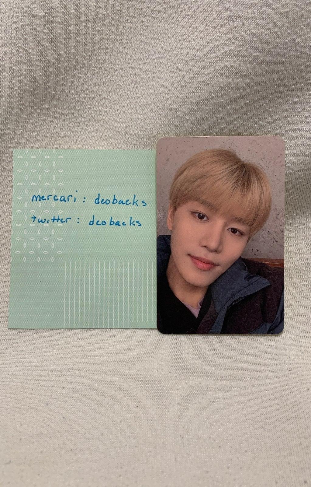 NCT127 Taeil Photocard
