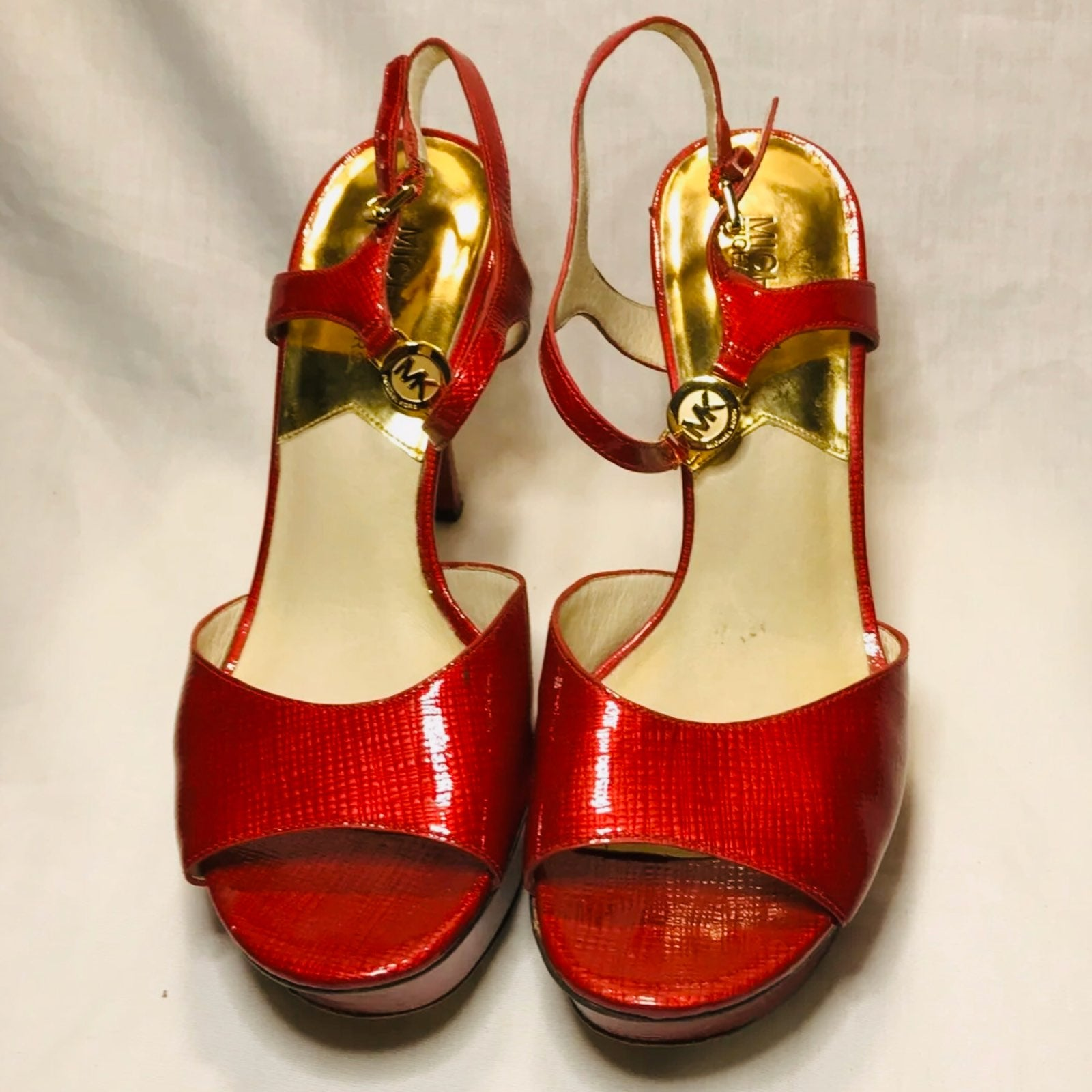 Michael kors size 8 Heels womens