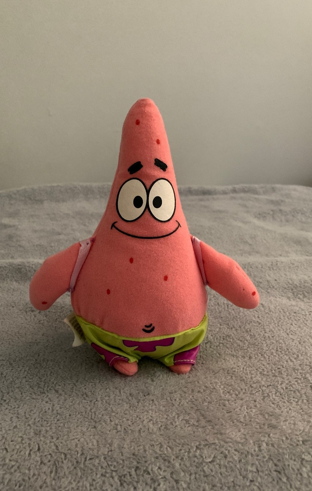Patrick Star Backpack Stuffed Animal