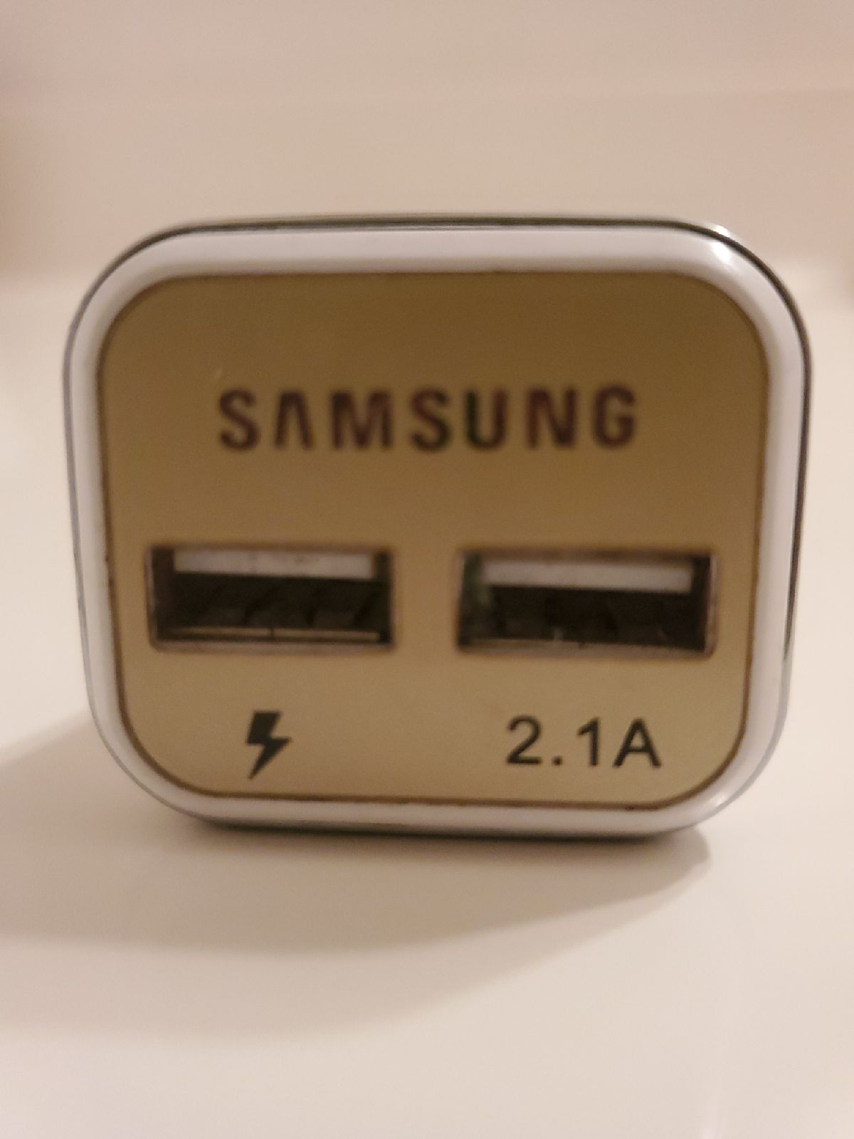 Samsung Fast Charger (Cigarette lighter