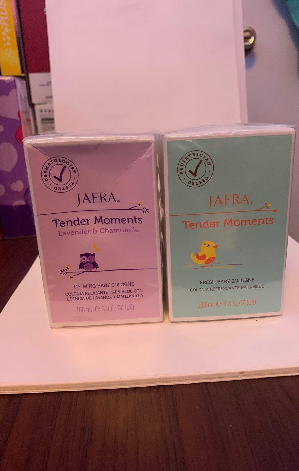 Jafra Tender moments perfume
