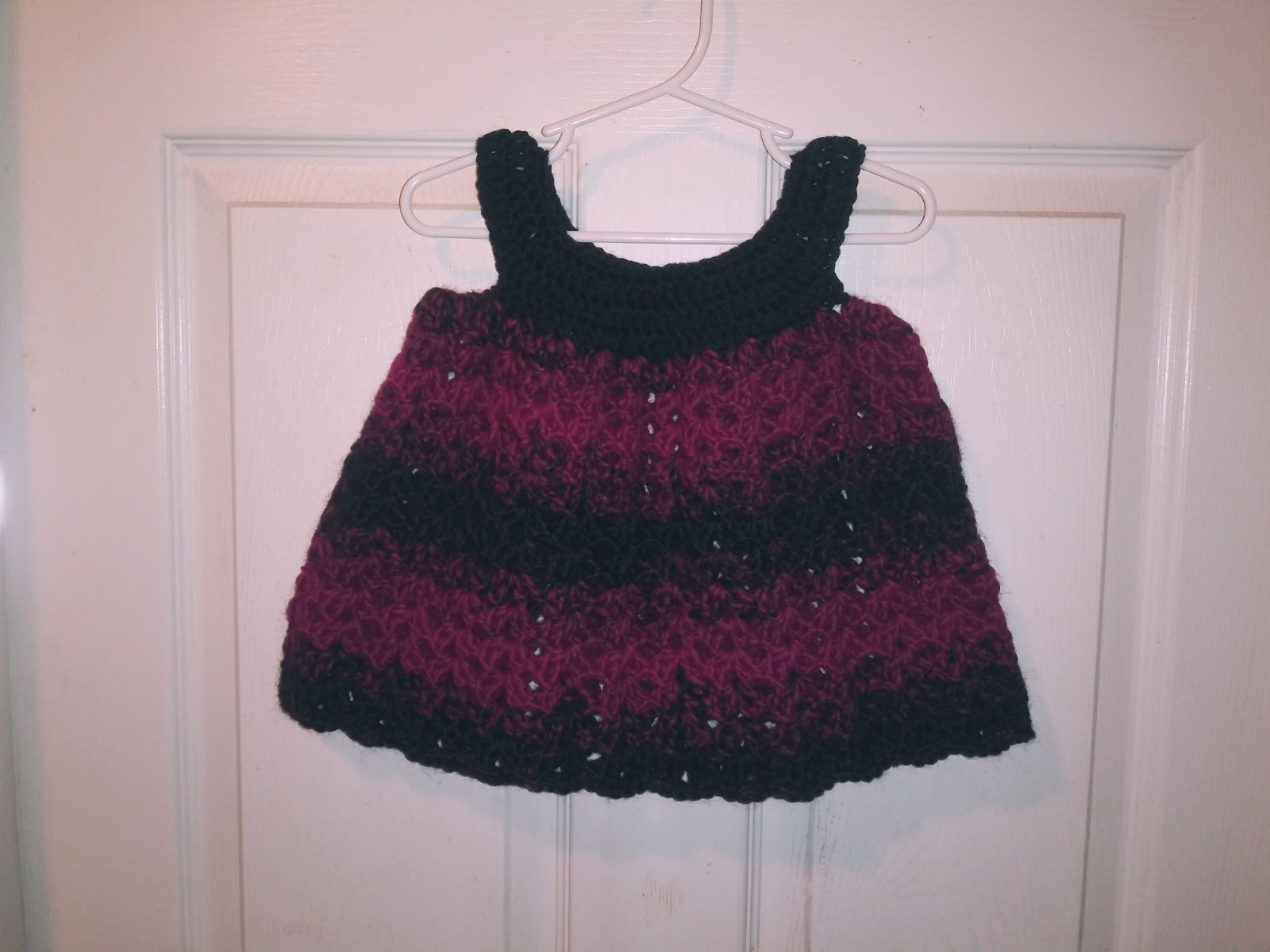 Handmade Crochet Dress