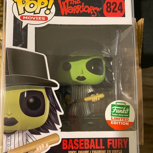 Baseball Fury Funko Pop