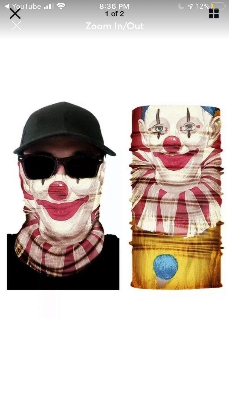 Face masks (3 pieces )