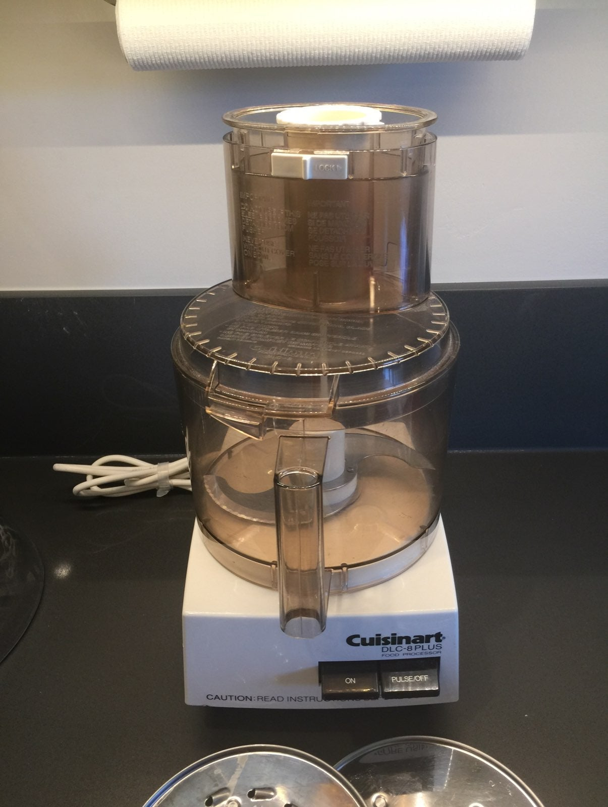 cuisinart food processor dlc8 plus