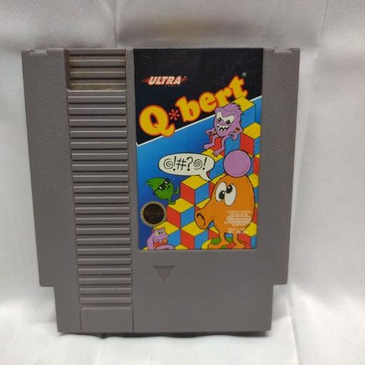 Q*bert on Nintendo NES