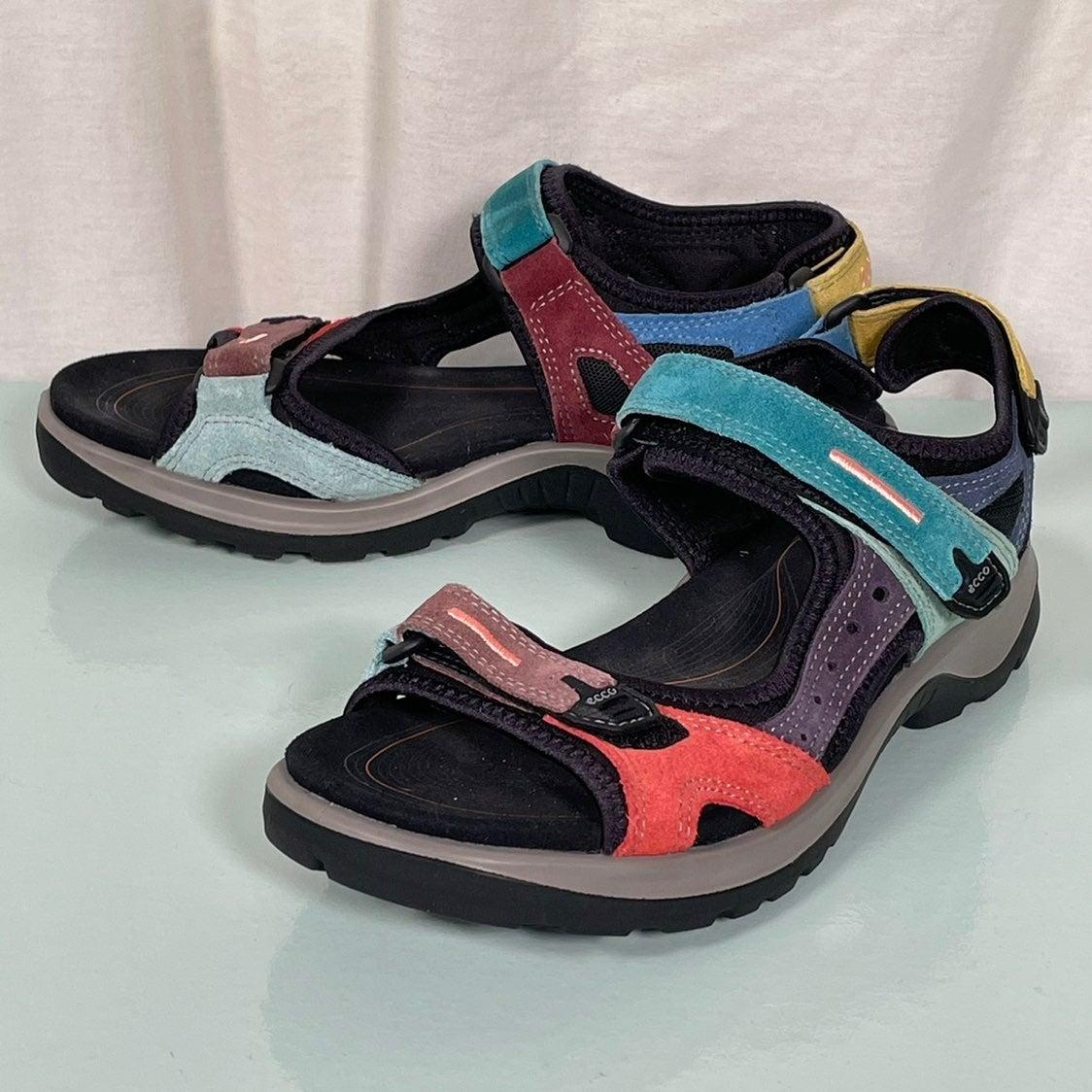 Ecco Off-road Multicolor Women's Sandal