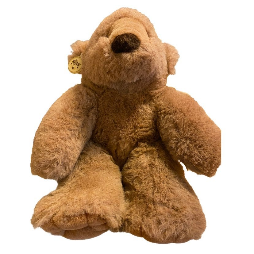 Russ Berrie Forest Bear Vintage Teddy