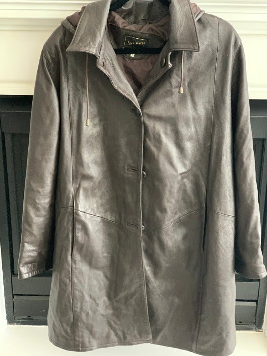 Good Condition-Men's Vera Pelle Jacket-L