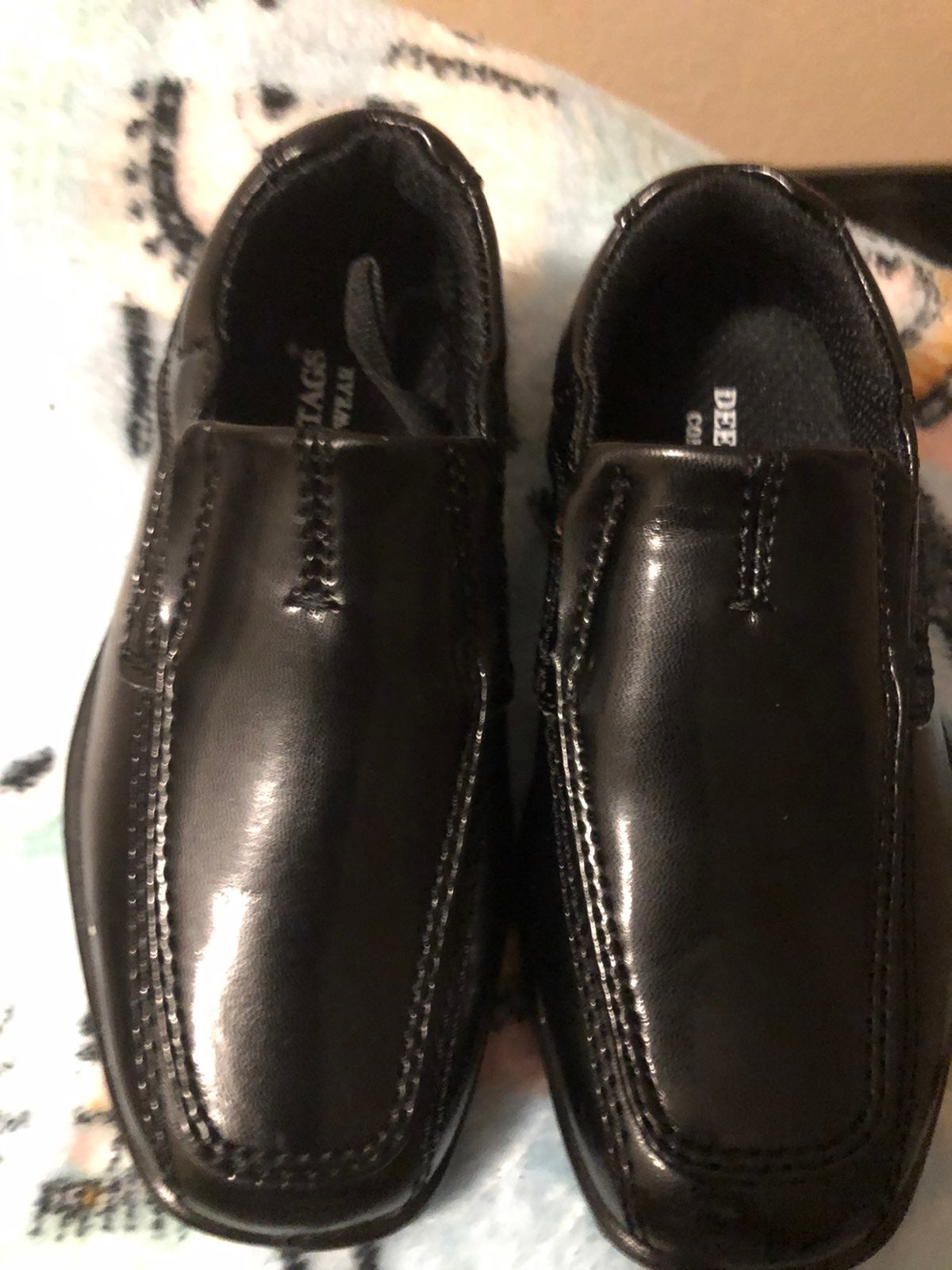 Toddler Size 7 Loafers/Dress Shoes