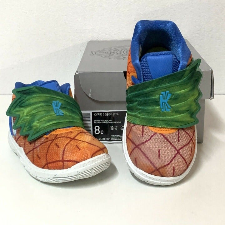 KYRIE 5 PINEAPPLE HOUSE SIZE 8C